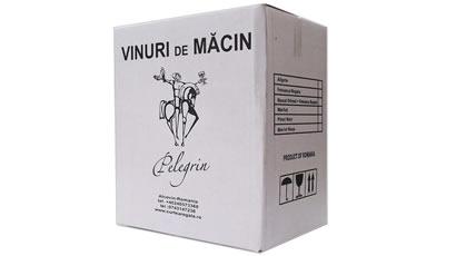 Cutie ambalat vin de Macin