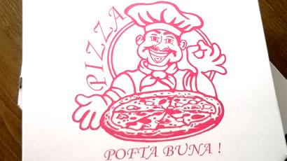 Ambalaj pentru pizza